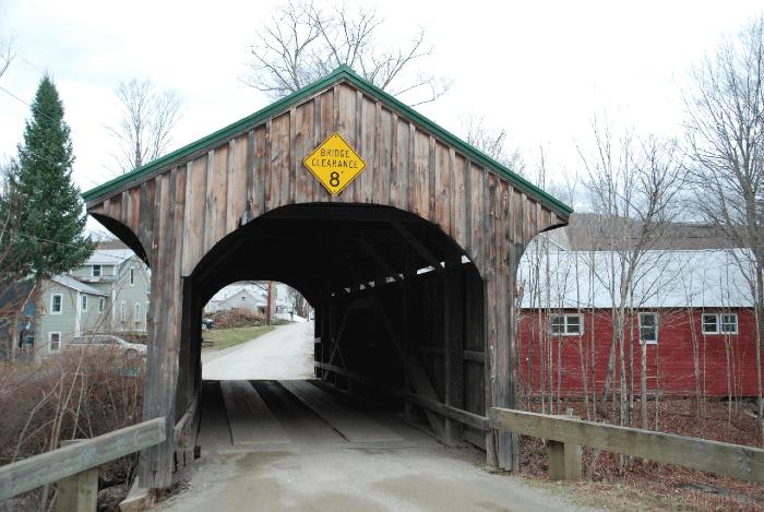 Bridge in Rural America
