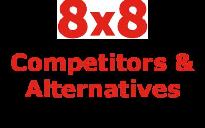 8×8 Alternatives: Compare Top 8×8 Competitors